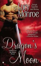 Dragon's Moon by Lucy Monroe  NEW! Fast FREE Shipping!