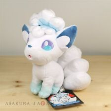 Pokemon Center Original Plush Alola Vulpix doll Sun Moon from Japan Alolan
