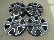 "18"" FORD F150 EXPEDITION OEM FACTORY 2015  WHEELS RIMS fx4 CHARCOLE"