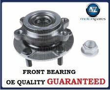 FOR NISSAN  LEAF ELECTRIC 80KW 2010- ON FRONT WHEEL BEARING HUB KIT