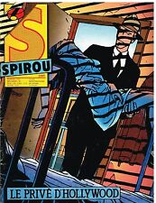 A9- Spirou N°2505 le Privé d'Hollywood