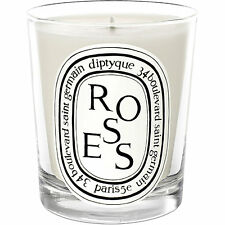 Diptyque Paris ROSES Candle 190g 6.5 oz. Brand New Sealed in Box