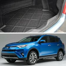 Car Rear Cargo Boot Trunk Mat Tray Pad Protector for Toyota RAV4 2016-2017 Up