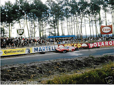 FORD GT40 MKII 1966 LE MANS PETER SUTCLIFFE DIETER SPOERRY SCUDERIA FILIPINETTI