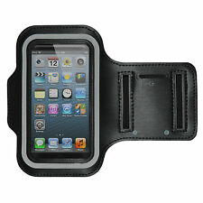 Amzer Armband for Apple iPhone SE & 5 5S 5 S & iPod Touch 5th Gen Neopren Velcro