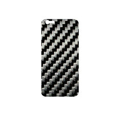 707 Skins BACK Wrap For Apple iPhone 7 PLUS Cover Decal Sticker - BLACK CARBON