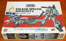 Macross Focker Special Valkyrie VF-1S Heavy Weapon 1/100 ARII Kit