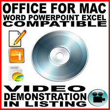 Ufficio per APPLE MAC Professional HOME & Student-MacBook Pro iMAC OSX MS Word