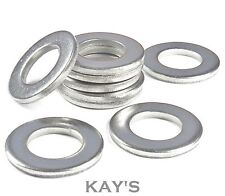 M5 Stainless Steel Flat Washers XCLAMP / XBOX Repair x 100 (Free P&P)