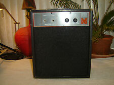Multivox Premier P25, Guitar Amplifier, Vintage Unit