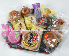 Dorayaki Manju Mochi Pancake Yokan Assorted 11 kinds 15 pcs set Japanese Wagashi