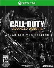 CALL OF DUTY - ADVANCED WARFARE ATLAS LIMITED EDITION - XBOX ONE NEW VIDEO GAME