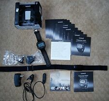 Garmin Forerunner 910XT GPS Watch With Premium Heart Rate Monitor - NICE!!!