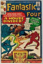 FANTASTIC FOUR 34 40 59 60 72 75 100 DR. DOOM, SILVER SURFER, INHUMANS KIRBY ART