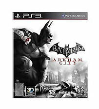 Batman: Arkham City (Sony PlayStation 3, PS3 2011)