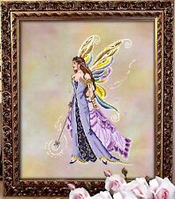 "COMPLETE XSTITCH MATLS  ""SERENDIPITY FAE"" RL30 by Passione Ricamo"