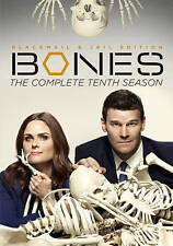 Bones (FOX) The Complete 10th Tenth Season 10 Ten ~ BRAND NEW 6-DISC DVD SET