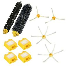 3 6 armed Brush Filters Kit For iRobot Roomba Vacuum Part 700 Series 760 770 780