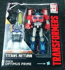 Transformers Generations Titans Return Optimus Prime Diac