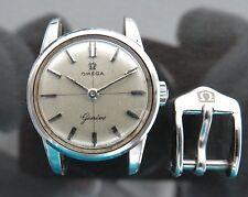 100% Authentic OMEGA Geneve Hand Wind Ladies Wrist Watch 17Jewels 2974 61 Swiss