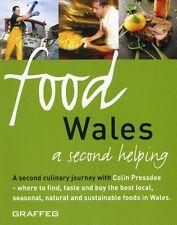Libro FOOD WALES __ A SECOND HELPING Nuevo