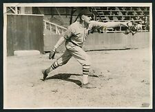 1923 WALTER MAILS Oakland PCL Vintage Baseball Photo
