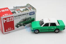 Takara Tomica Tomy TOYOTA CROWN Comfort Hong Kong NT Taxi 1/63 Diecast Toy Car