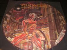 IRON MAIDEN  Somewhere In Time LP unplayed vinyl  picture disc