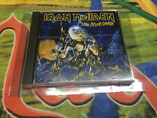 IRON MAIDEN LIVE AFTER DEATH LIVE 1.985 FIRST EDITION        RARES  TOUR LIMITED