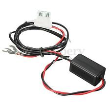 DC 12V AUTO CAR LED DAYTIME RUNNING LIGHT RELAY HARNESS DRL CONTROLLER ON/OFF
