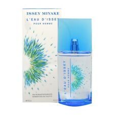 L'EAU D'ISSEY Pour Homme SUMMER 2016 Issey Miyake 4.2 EDT Spray Mens Cologne NIB