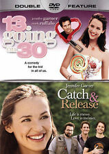 13 GOING ON 30/CATCH & RELEASE NEW DVD