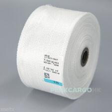 """Fiberglass Cloth Tape Roll E-Glass 2"""" Wide Glass Fiber Plain Weave Fabric Repair"""