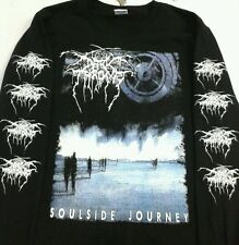 DARKTHRONE-SHIRT SOULSIDE JOURNEY ASPHYX GEHENNA SATYRICON DARK MEDIEVAL TIMES
