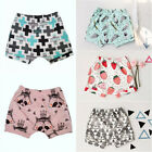Unique Toddler Baby Girls Bottoms Shorts Summer Bloomers Hot Pants Shorts 0-4Y