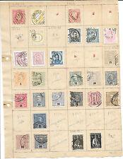 Portugal. Conjunto de 413 sellos diferentes. Clásicos y primero siglo XX