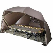 Wychwood NEW Carp Fishing HD MHR Compact Brolly With Groundsheet - Q0456