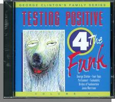 George Clinton Family Series #4: Testing Positive 4 The Funk - New V/A CD!