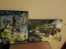 Bionicle sets NISB lego
