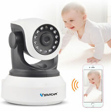 720P wireless WiFi panning network security CCTV network camera night vision web