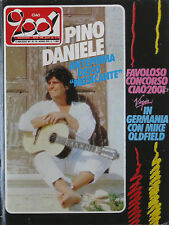 CIAO 2001 19 1984 Pino Daniele Smiths Chris Rea Simple Minds Mike Oldfield Pooh