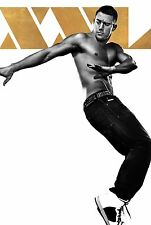 Magic Mike XXL Movie Poster (24x36)- Channing Tatum, Amber Heard, Manganiello v1