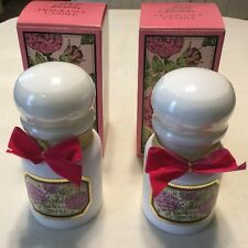Lady Shaklee Vintage Fragrance Candles New In Box Sealed Jar Lot Of 2