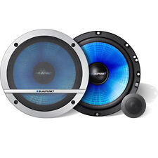 Blaupunkt GT65.2C 6 Inch 2 Way Component Car Speaker (260W 62RMS)