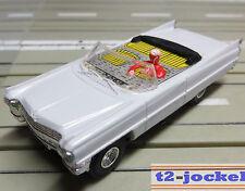 Faller AMS Cadillac Cabrio con Motore piatto armatura