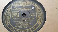 RUSS MORGAN FOREVER AND FOREVER & YOU YOU YOU ARE THE ONE BRUNSWICK 04064