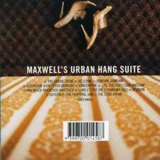 Maxwell's Urban Hang Suite - Maxwell (2007, CD NEUF)