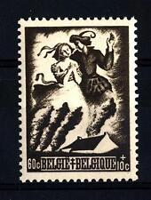 BELGIUM - BELGIO - 1944 - Pro opere antitubercolari. Leggende