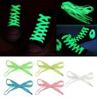 STRINGHE SCARPE LACCI LUMINOSE Fluorescente Shoelaces FLUO BRILLANO BUIO Party