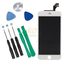 White Touch Digitizer Lens Screen LCD Assembly for iPhone 6 Plus A1522 A1524